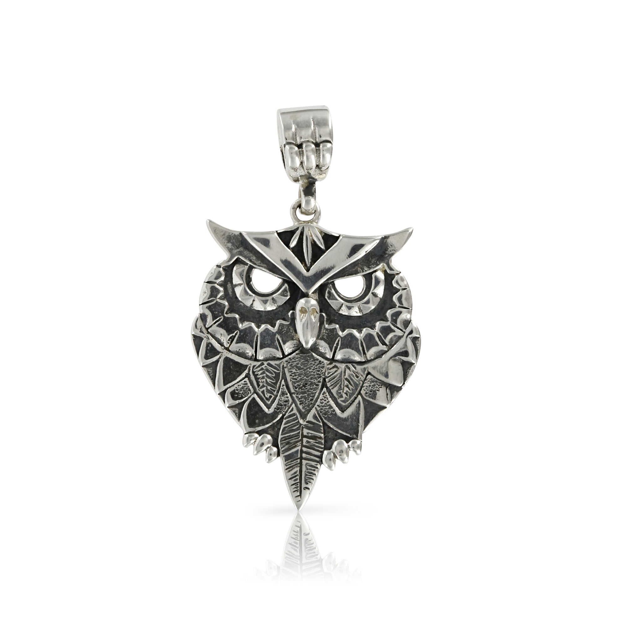 pendant multi claire tier us s necklace owl